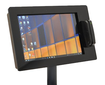 https://tabcare.com/collections/accessories/products/pos-kiosk-kit-for-windows-based-tablet-with-usb-swipe-card-reader-mount-supports-magtek-dynamag